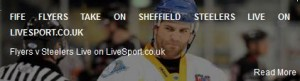 Fife Flyers Ice Hockey Webcast