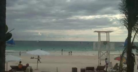 Cam in Boracay, Philippines Boracay Philippines - Webcams Abroad live images