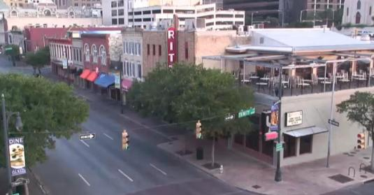 Downtown Austin Live Streaming Webcam, Texas