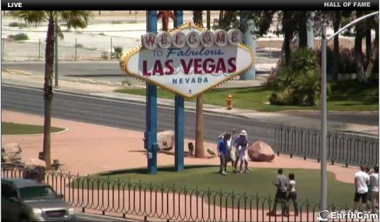 Las Vegas Strip HD live streaming video webcam