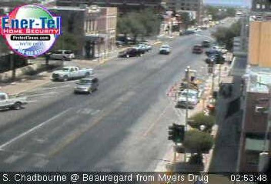 San Angelo live downtown streaming traffic camera