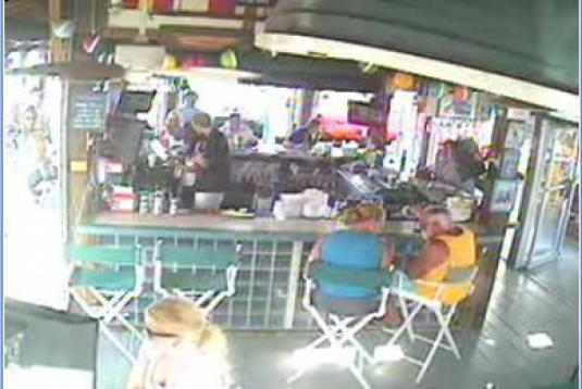 Rudees Bar and Restaurant Cabana streaming Bar cam