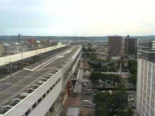 Fukushima Railway Station live streaming webcam