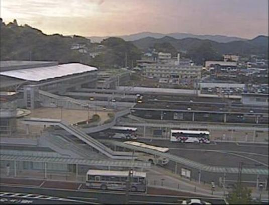 Iwaki Railway Station streaming webcam Japan