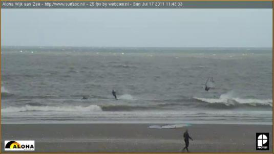 Wijk aan Zee live streaming beach weather cam
