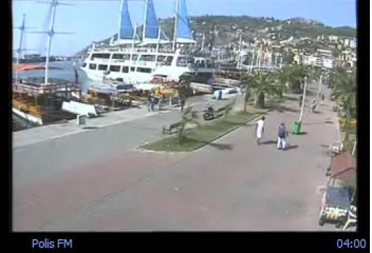 Alanya live streaming Marina webcam