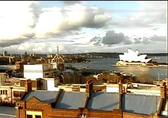 Sydney Harbour and Opera House live streaming webcam
