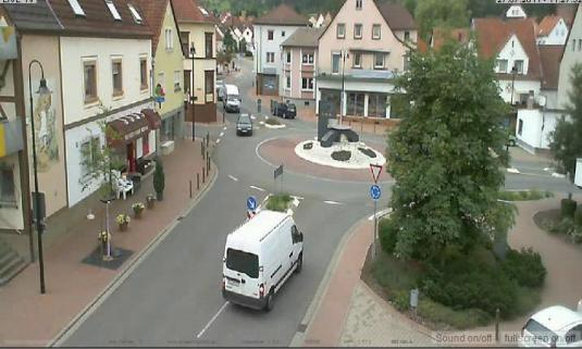 Brücken live streaming video HD Town webcam