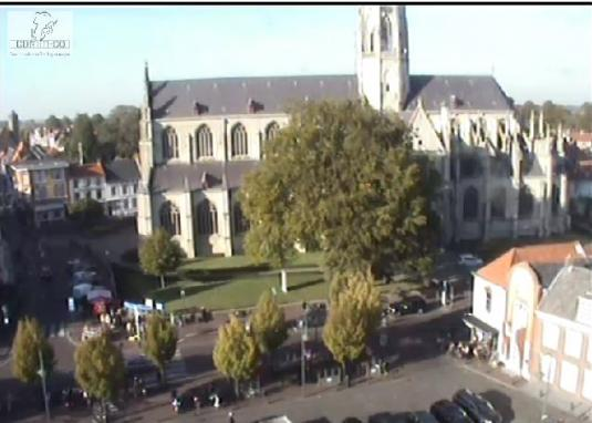 Hulst City Centre Streaming webcam