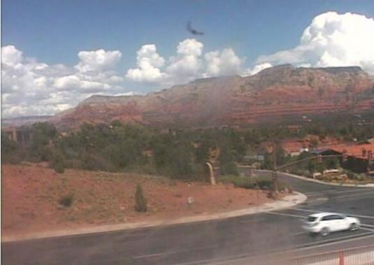 Red Rocks of Sedona Live Streaming Webcam