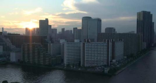 Chuo City Live Streaming Video HD Weather Camera Tokyo