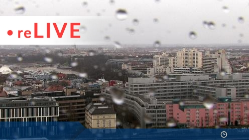 Munich City Real Time Streaming Weather Cam Bavaria in Germany
