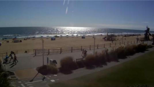 Virginia Beach Boardwalk Live Streaming Beach Weather Camera