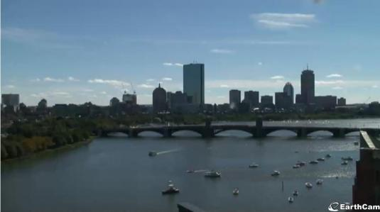 Boston Live HD Streaming Video Skyline Webcam MA