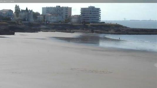 Royan LIVE Streaming Surfing Beach Weather Cam
