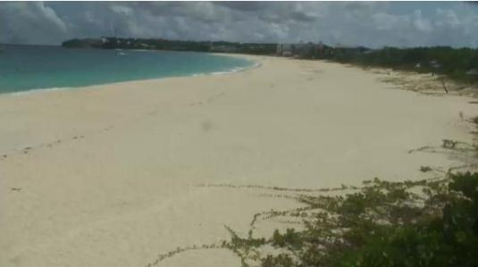 Streaming HD Viceroy Anguilla Beach Weather Cam