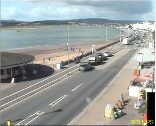 LIVE Streaming HD Exmouth Beach Weather Webcam