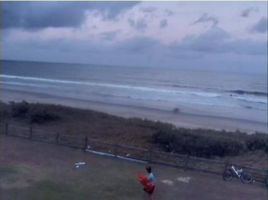Lennox Head Beach Surfing Weather Webcam NSW Australia