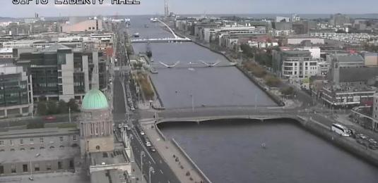 Dublin Live Streaming City Weather Webcam Ireland