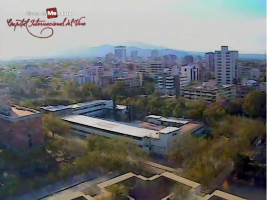 Mendoza City Live Streaming Weather Webcam Argentina