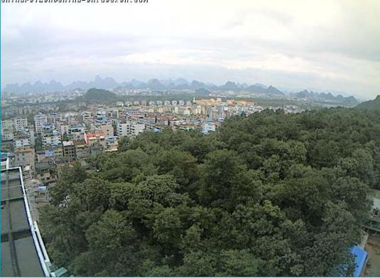Guilin City Live Streaming Weather Cam South China