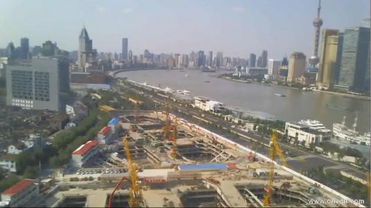 Shanghai City Live Streaming Weather Webcam China