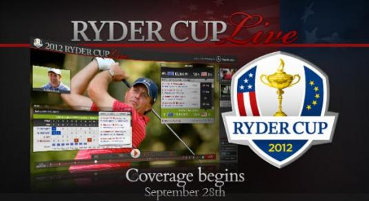 Watch Ryder Cup 2012 Live Webcast Real Time Streams