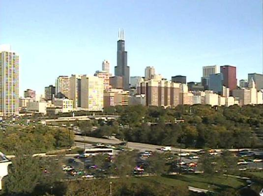 Chicago LIve Streaming Skyline Weather Webcam Illinois