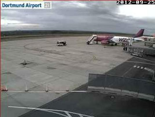 Live Dortmund Airport Streaming HD Weather Webcam