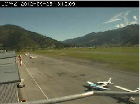 Zell am See LIVE Streaming Airport Weather HD Webcam