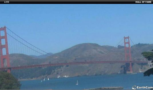golden gate live