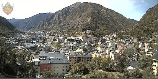 Andorra la Vella Live HD Weather Webcam Andorra