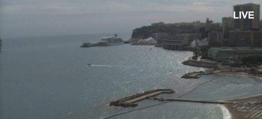 Monte Carlo Live Webcam in Monaco