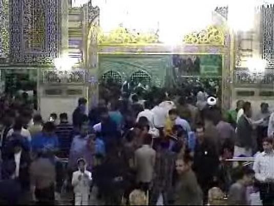 Imam Reza Shrine Live Streaming Webcam Mashhad, Iran