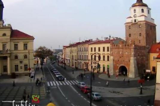 Lublin City Centre Streaming Webcam Lublin Voivodeship Poland