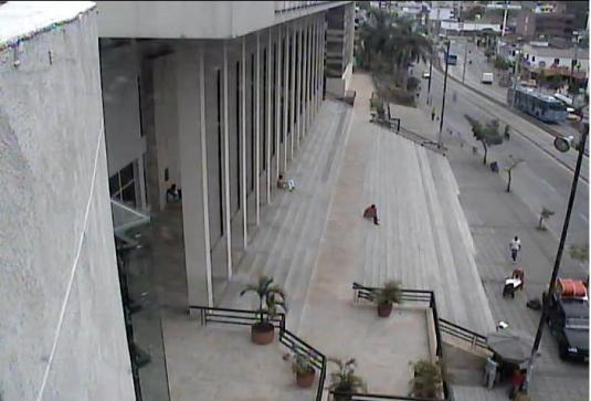 Santiago de Cali Live Video Streaming Jorge Garcés Borrero Library Webcam Columbia