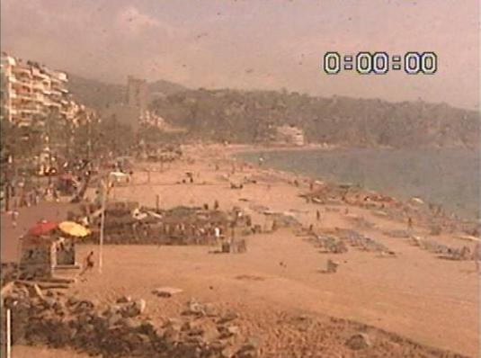Lloret De Mar Live Streaming Beach Weather Cam Costa Brava Spain