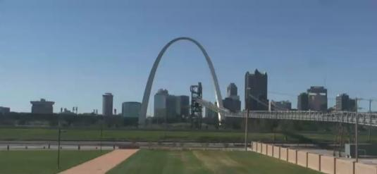 Gateway Arch Live Streaming St Louis Webcam Missouri USA
