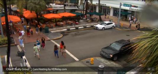 South Beach Live Streaming Street Cam Miami Beach Florida