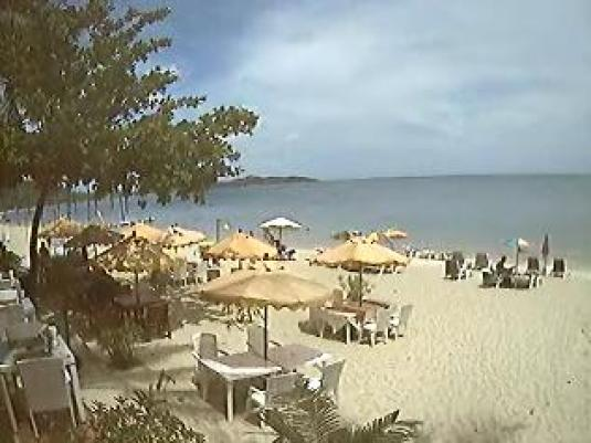 Ko Samui Island Live Streaming Lamai beach cam in Thailand
