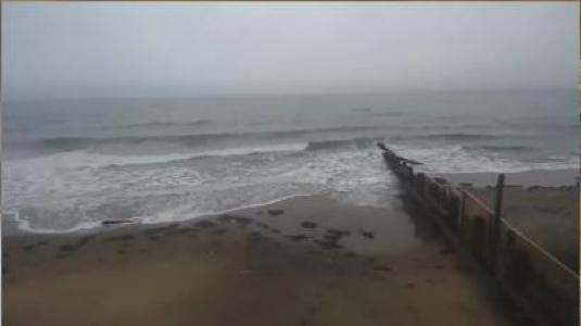 Sandown Beach Live Streaming HD Weather Webcam