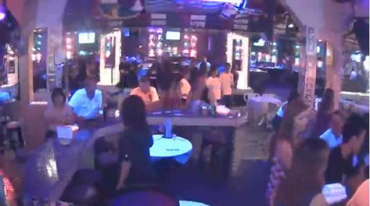 Black Rose Bar LIVE HD Streaming Webcam Phuket