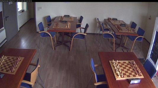 LIVE Streaming HD Chess Club Cam Germany