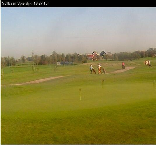 live streaming hd golf webcam from spierdijk golf club. Black Bedroom Furniture Sets. Home Design Ideas