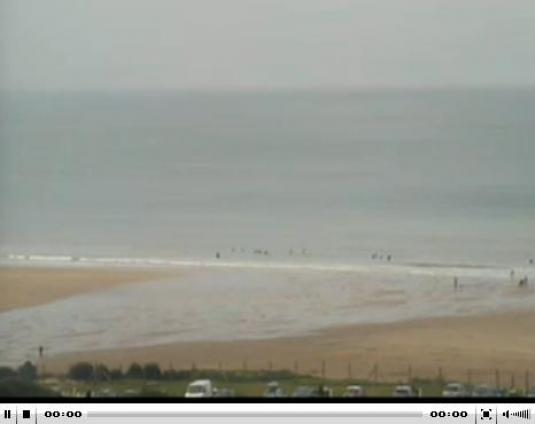 Live Streaming Surfing Weather Cam, Woolacombe , England