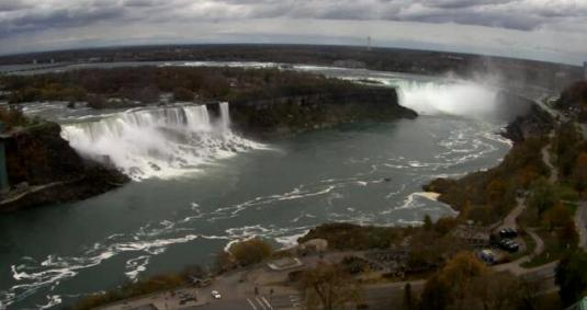 Live Streaming Niagara Falls Webcam Sheraton on the Falls Hotel Ontario Canada