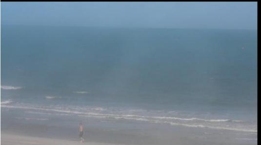 Jacksonville Beach Pier Live Surfing Weather Webcam Florida