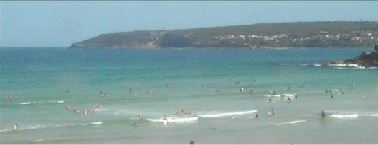 Freshwater Beach Live Streaming Surfing Weather Webcam Sydney NSW