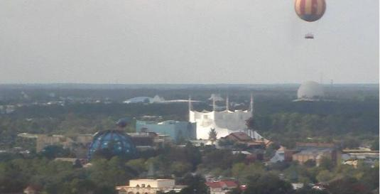Downtown Disney Live Streaming Weather Webcam  Lake Buena Vista Florida