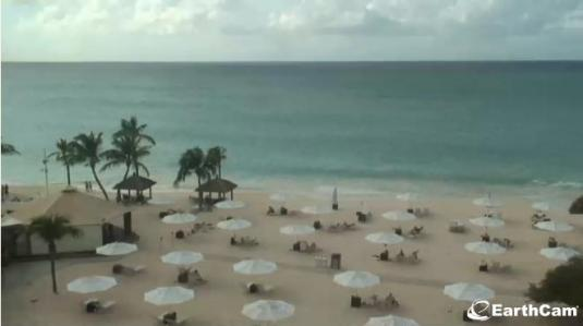 Bucuti Tara Suites Beach HD Streaming Web Cam Aruba Island Caribbean